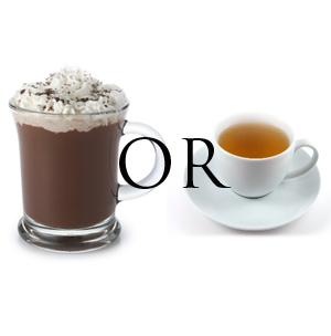 Winter Season: Hot Cocoa or Tea?