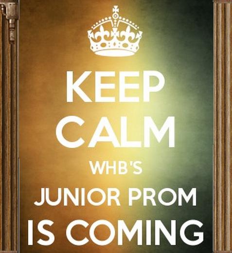 Junior Prom 2015