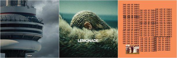 Album Review: 'Views, Lemonade, The Life Of Pablo'