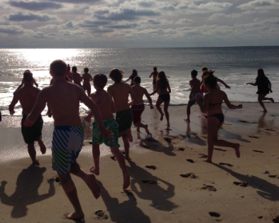 Plunging for a Cause