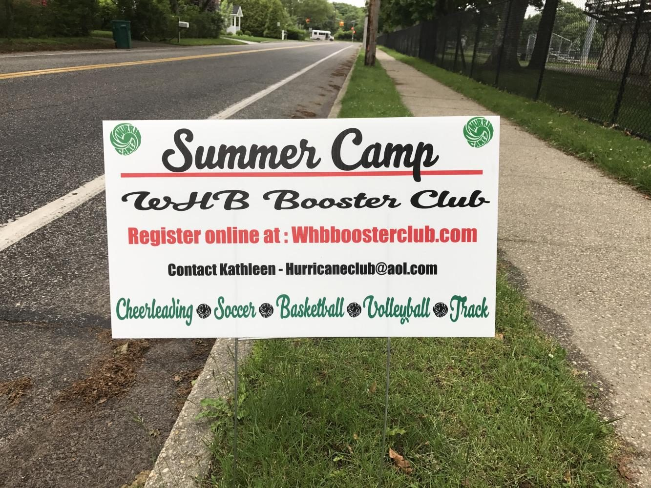Booster Club Introduces New Camp