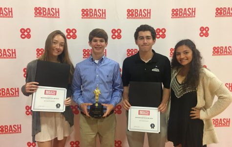 Hurricane Watch Wins at B.A.S.H Awards
