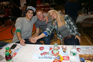 WHB Students Save Lives at Blood Drive