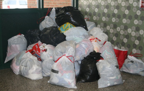 Clothing Drive Extended to Wednesday!