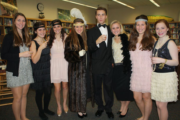 Gatsby Themed Dresses