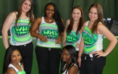 The Dance Team is Stepping it Up This Year!