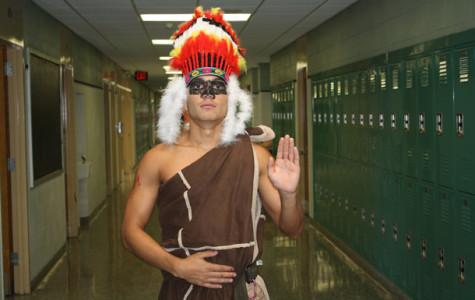 Spirit Week Kicks off at WHBHS