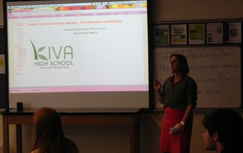 Sophomores Making a Difference with KIVA