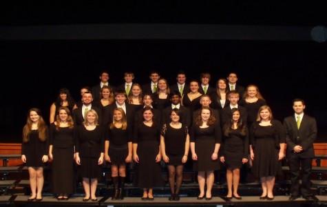 Singing Away at Carnegie Hall