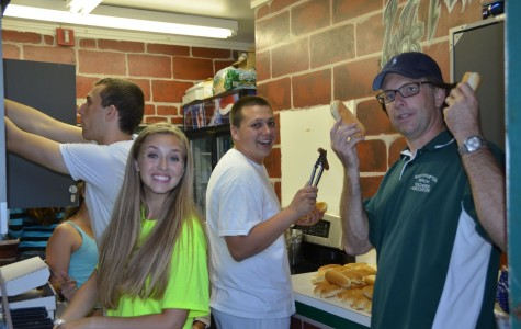 Come to the Concession Stand!