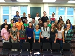 Striking Harmonies lead Chamber Singers to Carnegie