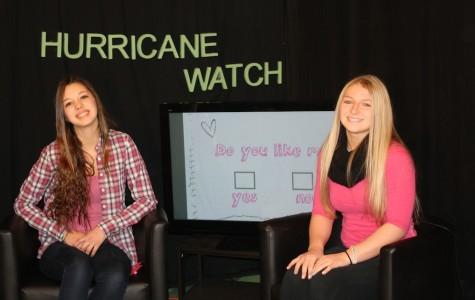 Behind the Scenes of Hurricane Watch
