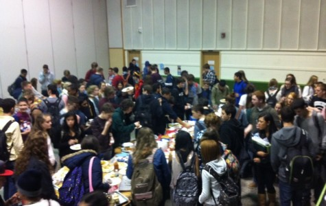 Food of All Nations -- a Success!
