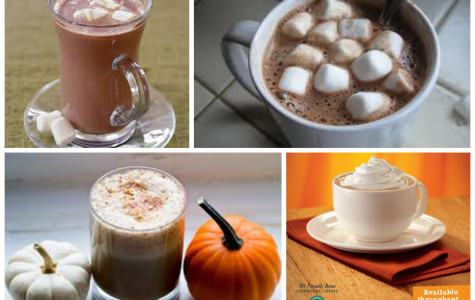 Pumpkin Spice or Hot Chocolate?