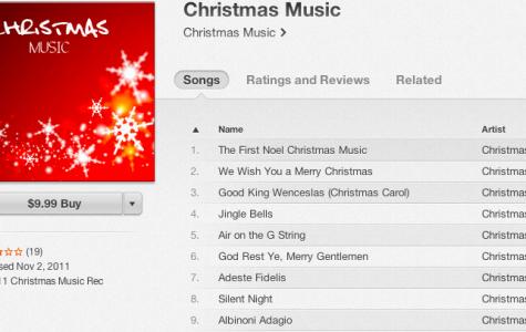 'Tis the Season to Christmas Carols