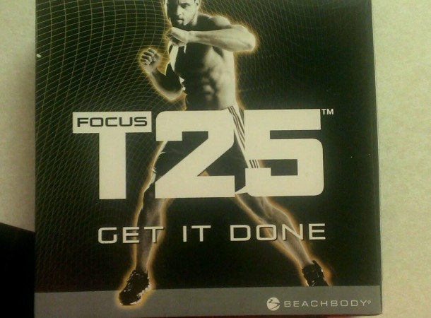 Get Ripped…In Gym Class: New T-25 Workout!