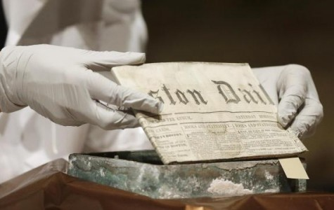 220 Year Old Time Capsule Found