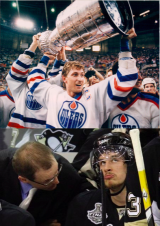 The Great One vs. Sid the Kid