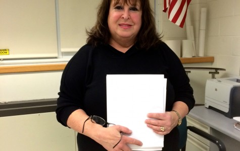 Susan Rosenberg, former WHB biology teacher and current substitute teacher