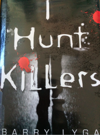 Book Review:I Hunt Killers