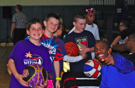 Harlem Wizards at WHB