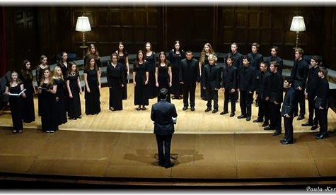 Inside Look at ACDA Choral Trip