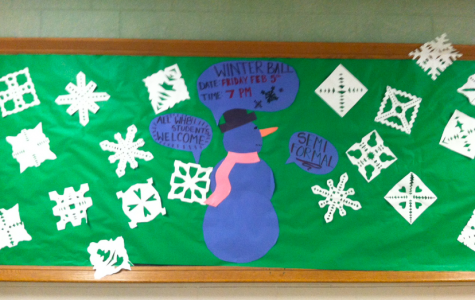 Come to the Winter Ball on February 5th.