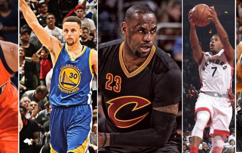 A New NBA Season Brings Leaves of Change