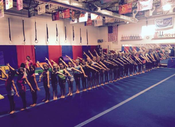 Fitness and Fun at Flip-Flop Gymnastics