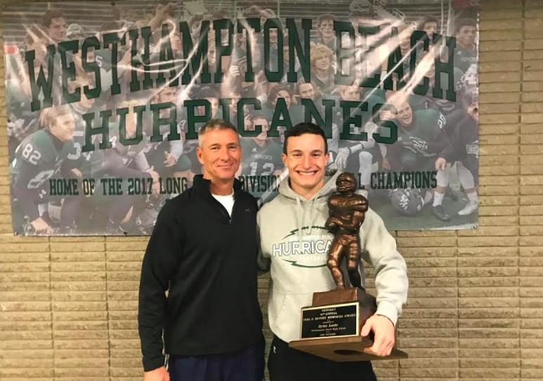 Dylan Laube Brings Home the Hansen Trophy