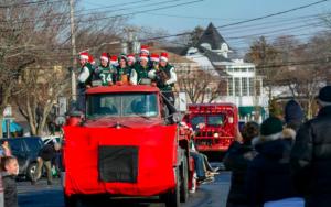 Parade of Champions Held on Main Street