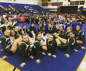 Canes Compete at Sachem East