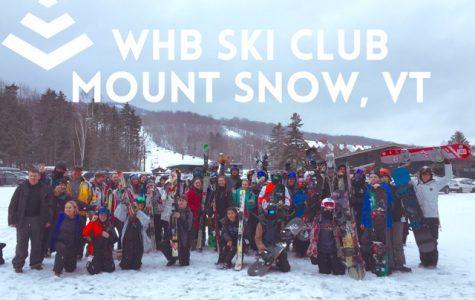 WHBHS Takes On Mount Snow