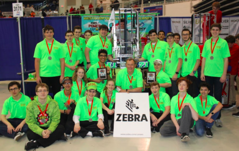 Robotics Heading to the World Competition