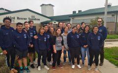 Junior Ambulance Visits 103rd Rescue Squad