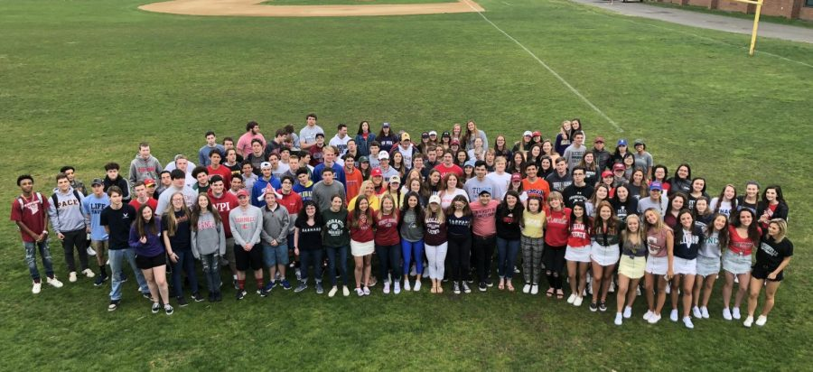 2018+National+College+Decision+Day+at+WHBHS