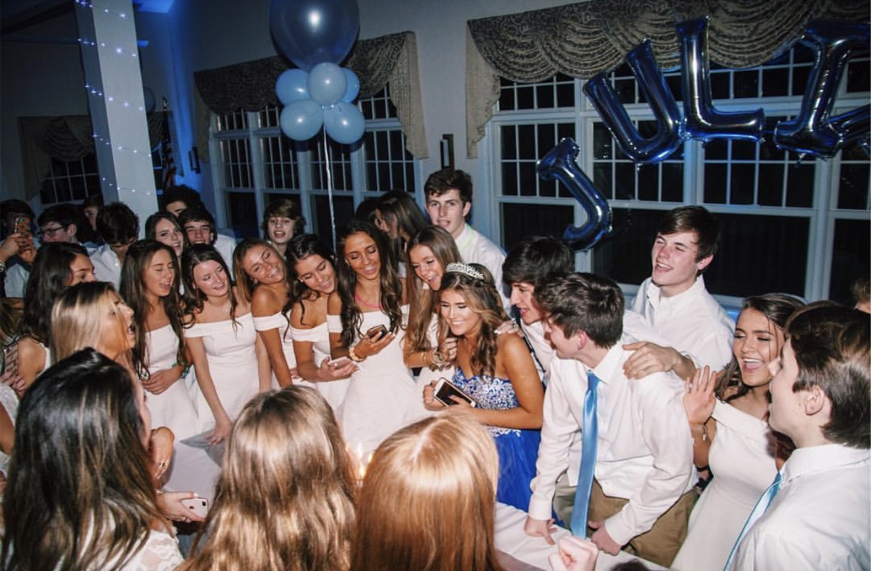 Julia Seifert's sweet sixteen party on March 9th