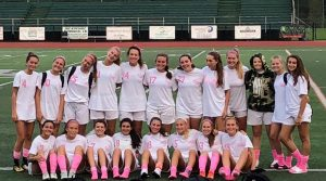 Girls' Soccer Looking to Score a Playoff Spot