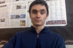Connor Edmonson, Staff Writer