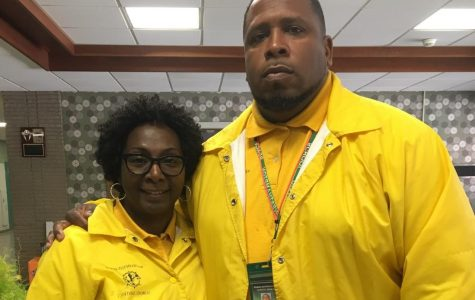 Ms. Rosa Langhorne and Mr. Ron Gholson