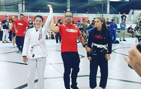 From AP's to Jiu Jitsu, Jocelyn Does it All