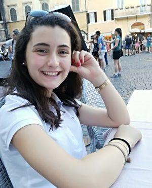 New Foreign Exchange Student –  Maddi Aurrekoetxea