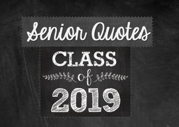 Senior Quote Form – Complete by January 16th!