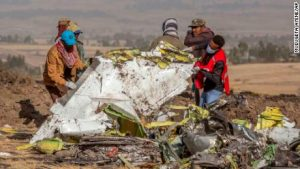 Ethiopian Air Crash Grounds Boeing's New Plane