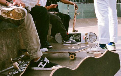 Student Spotlight: Skateboarders of WHB