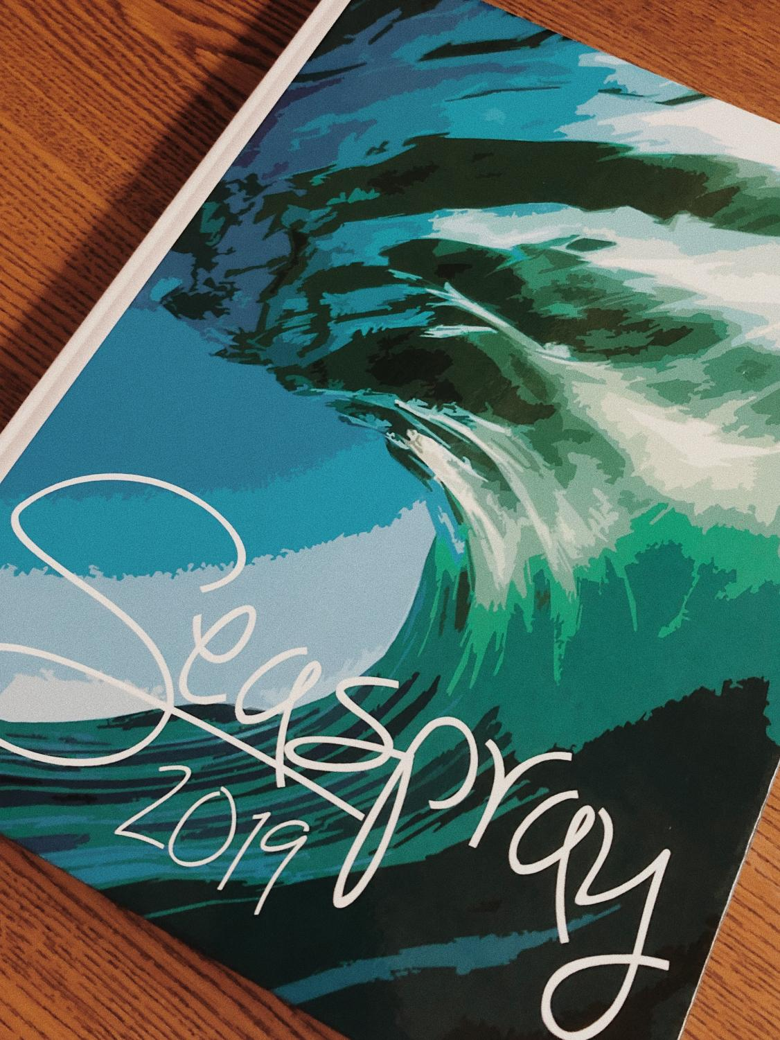 The 2019 edition of the Seaspray.