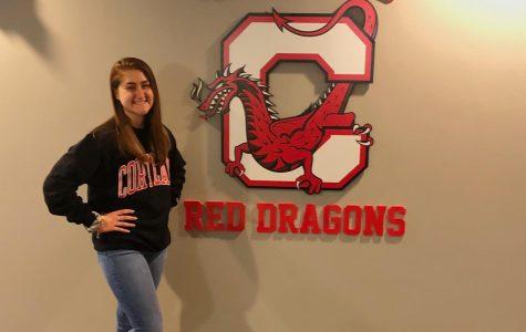 Caroline Chooses Cortland!