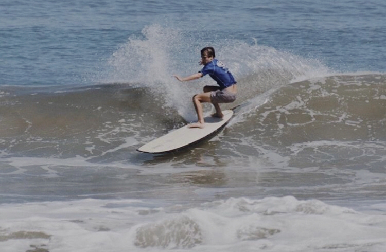 Mason Mott, East Coast Junior Men's Longboard Champion