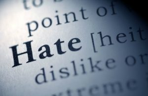 Hate: Is it Just Four Letters?