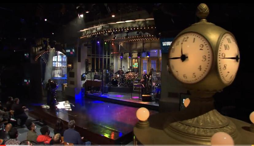 Saturday Night Live Makes Season Debut